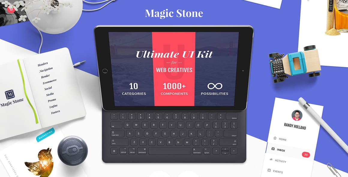 "<span itemprop=""name"">Magic Stone UI Kit</span>"